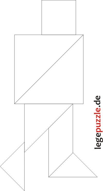 tangram lösung mensch 6